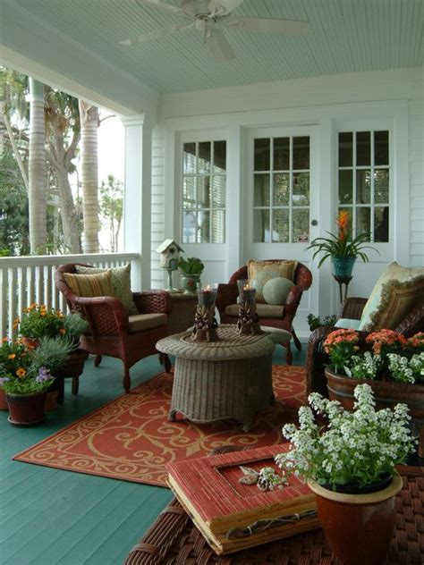 florida river house eclectic porch other metro