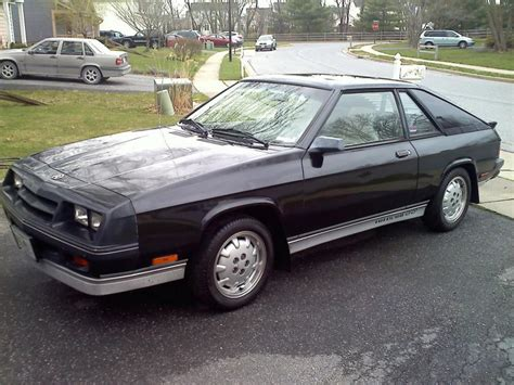 Plymouth Turismo Duster Turbo?