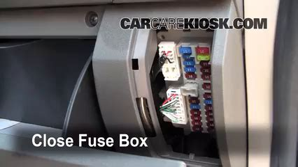 nissan pathfinder fuse box location wiring diagram
