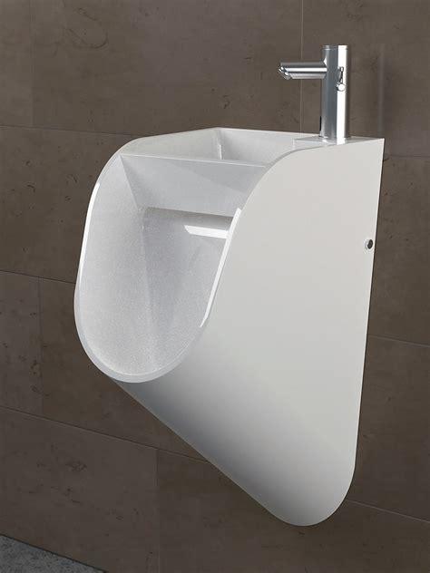 tandem versatile urinal cum sink design