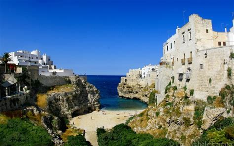 Polignano A Mare A Beautiful Seaside Paradise In Puglia
