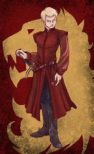 Prince Joffrey by robotRainbows on DeviantArt
