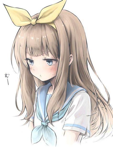 Anime drawing tutorials for beginners step by step. รูปภาพ anime   Anime drawings, Kawaii anime girl, Anime girl cute
