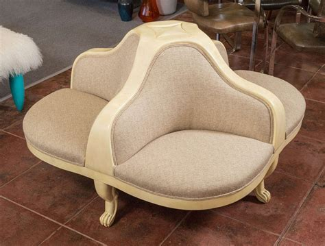 Borne Settee by Stylish 1930 S Borne Settee At 1stdibs