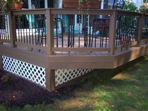 deck builder  chesterfield