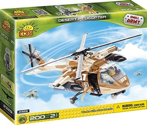 Cobi Small Army Buzzard Helicopter