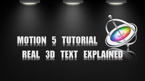 motion 5 typography tutorial 28 images motion 5 getting started tutorial youtube kinetic