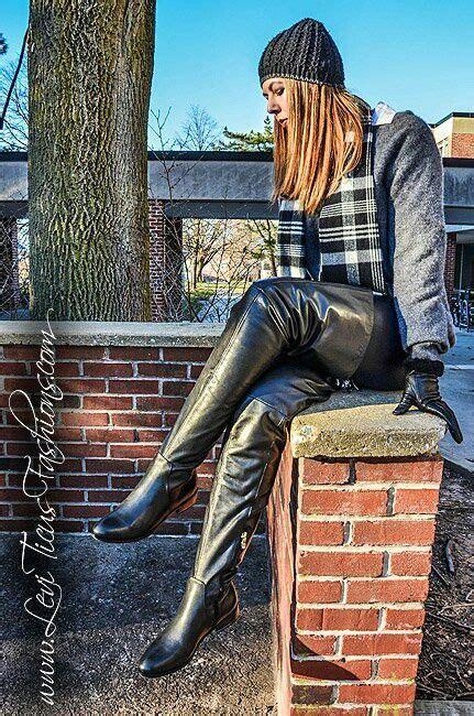 leviticus crotch high boots killer boots overknee