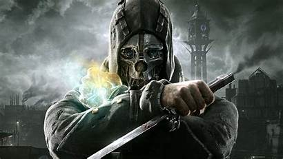 4k Dishonored Wallpapers Ultra Gameranx Links