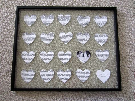 How To Make A Unique Wedding Gift