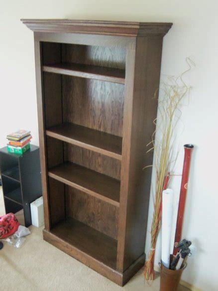 New Yankee Workshop Bookcase by New Yankee Bookshelf By Pbyrne Lumberjocks