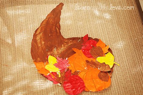 15 thanksgiving crafts for cutesy crafts 438 | Thanksgiving crafts for kids 14