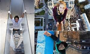 stomach churning pictures  russias death defying