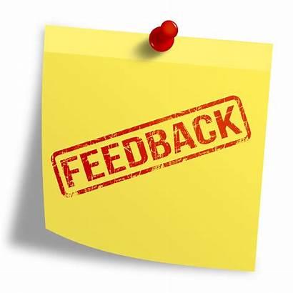 Feedback Note Postit Testimonials Kertas Sticky Lesson