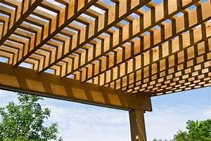 Pergola Holz Selber Bauen : pergola bauanleitung zum selber bauen theo schrauben blog ~ Markanthonyermac.com Haus und Dekorationen