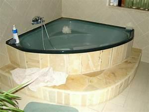 Panneaux D Habillage Pour Rénover Sa Salle De Bains : habillage salle de bain fixer les panneaux de baignoire ~ Melissatoandfro.com Idées de Décoration