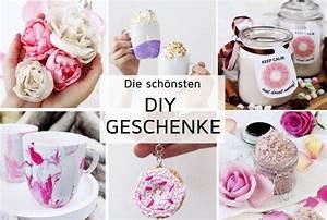 Kreative Tische Selber Machen : diy geschenke selber machen kreative geschenkideen basteln ~ Markanthonyermac.com Haus und Dekorationen
