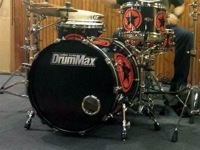 Drum Kit Spiky Star Lugs Take