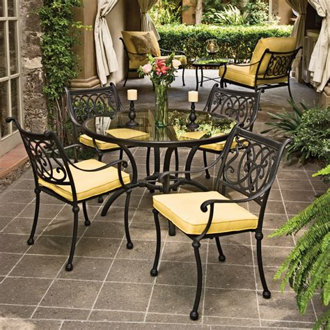 roma dining collection by woodard landgrave family leisure