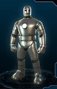 Marvel Heroes: Iron Man Mark I Armor Costume - Orcz.com ...