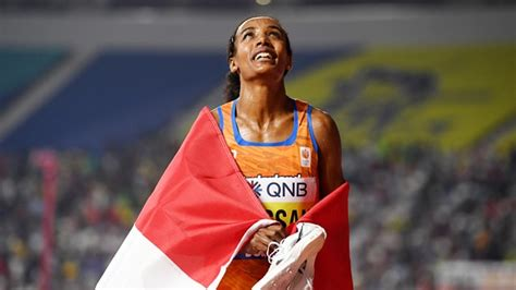 Sifan hassan of the netherlands won an unprecedented double at the world championships on saturday, october 5, taking home a second gold medal in the 1500 meters after winning the 10,000. IAAF World Championships: Sifan Hassan wins women's 1,500m; double gold for her - OrissaPOST
