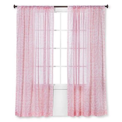 target window treatments curtains sheer curtain panel threshold target