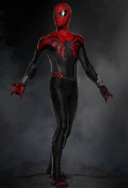 Spider Spiderman Concept Homecoming Amazing Comic Costume