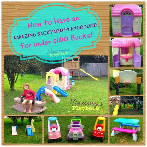 A Home With A Play Area For by Cheap Outdoor Play Area Inexpensive Playground Best