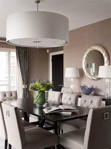25, Transitional, Dining, Room, Design, Ideas
