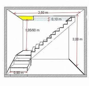 Calcul Escalier Quart Tournant : bonjour a tous qui pourrais m 39 aider dans le calcul de ~ Melissatoandfro.com Idées de Décoration