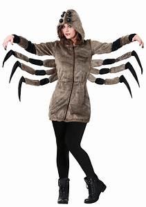 Cozy Tarantula Costume For Women