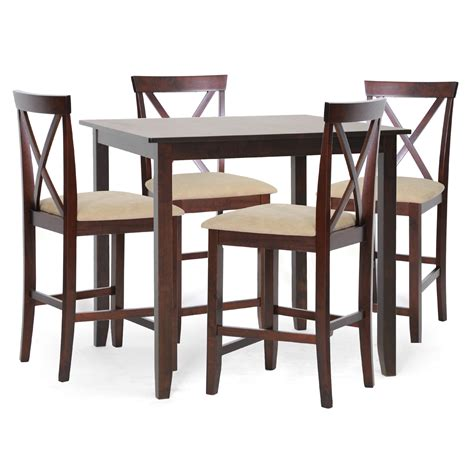 natalie 5 modern pub set by wholesale interiors in