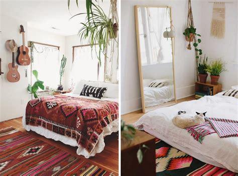 idee deco chambre decoration boheme