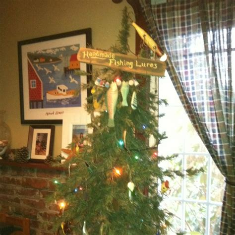 1000 images about fishing themed christmas on pinterest