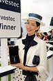 """The winner of the What Best to Wear"""" best dressed award ..."""