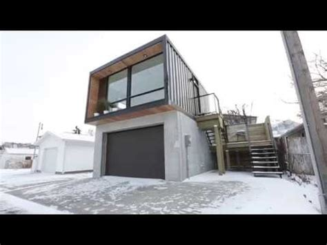 honomobo shipping container homes youtube