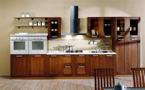 foto cocina en madera color natural de sttrukman