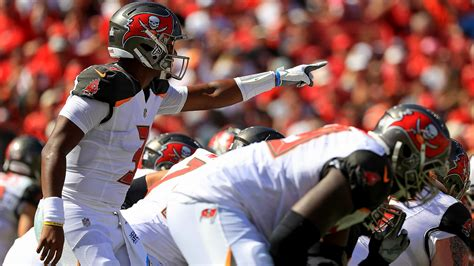buccaneers depth chart  tampa bay eliminating excuses  jameis winston sporting news