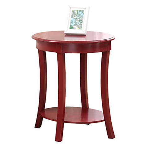 big lots furniture end tables red oval side table big lots