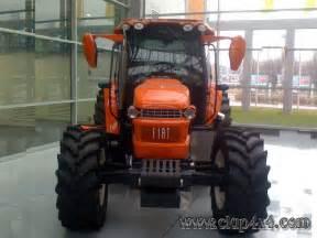 Tractors - Farm Machinery: Fiat 640 Concept
