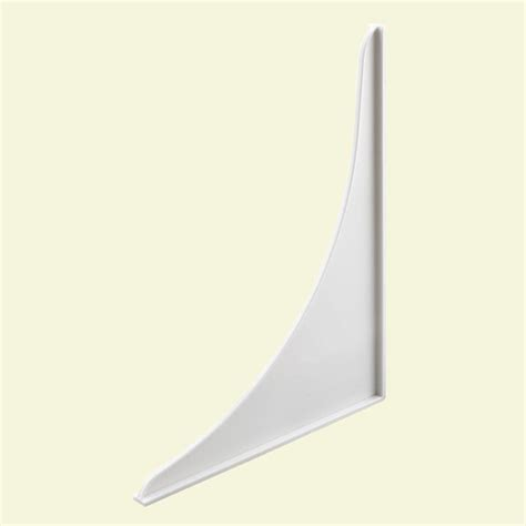 prime line 9 in x 7 in white splash guard m 6085 the