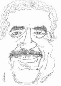 Gabriel Garcia Marquez By Atilla Atala | Media & Culture ...