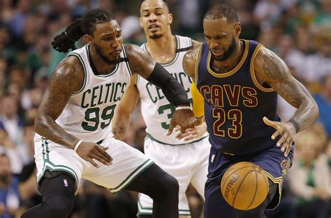 NBA Playoffs 2017: Cavaliers vs. Celtics Game 2 live ...