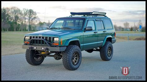 lifted sport xj for sale lifted jeep