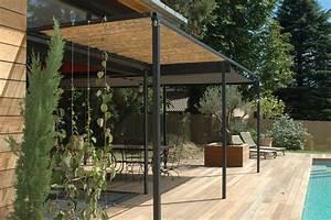 Jardinière Avec Treillage : olivier magnifi dans une jardini re avec assise grimpantes guid es vers le treillage les ~ Melissatoandfro.com Idées de Décoration
