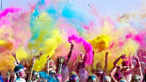 Color Run  Student Life