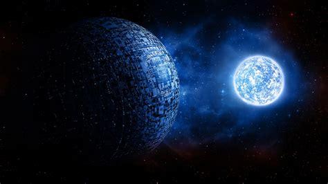 Hd Outer Space Pictures 壁纸 创意设计 未来的地球与月球 1920x1080 Full Hd 高清壁纸 图片 照片