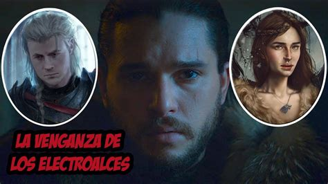 La Impactante Verdad Sobre Los Padres De Jon Snow