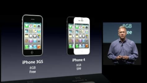 iphone 99 at t bumps iphone 3gs price to 99 cents