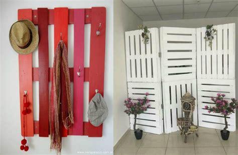 Meuble De Rangement En Palette #12  Porte Manteau Diy